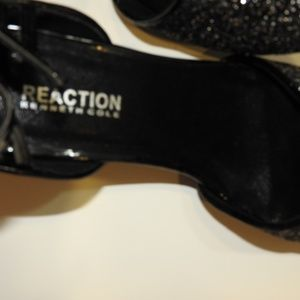 Kenneth Cole Reaction Shoes - Kenneth Cole Reaction Girls 4 Sarah Shine Heels